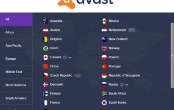 Avast SecureLine VPN Adding New Server Locations (14 Countries & 23 Cities)