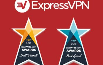 ExpressVPN Receives Two Top Awards for Best Overall and Speed