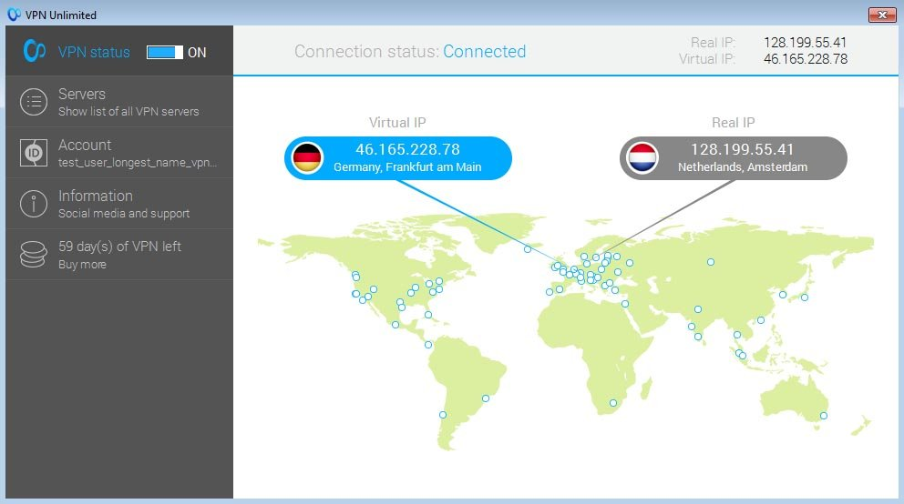 VPN Unlimited for Windows