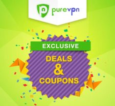 Get 2-Year License for PureVPN for $2.88 per Month