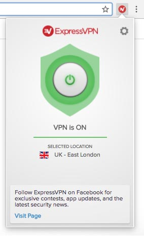 ExpressVPN Chrome Extension