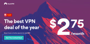 How to apply NordVPN Discount Coupon Code step 1