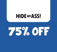 Cyber Month Offer: Get HideMyAss and Save $324 – THIS MONTH ONLY!